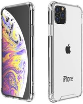 Wicked Narwal | Schokbestendig TPU hoesje voor iPhone 11 Pro Max Transparant