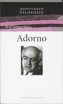 Kopstukken Filosofie - Adorno