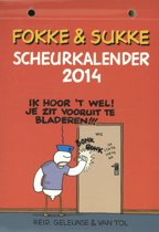 Fokke & Sukke Scheurkalender 2014