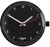 JU'STO J-WATCH uurwerk Black