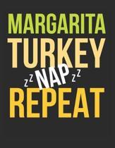 Margarita Turkey Nap Repeat