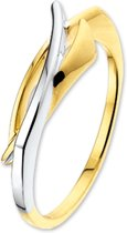 The Jewelry Collection Ring - Bicolor Goud