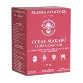 Cubaanse Marabu Houtskool 13 KG van Flames & Flavour