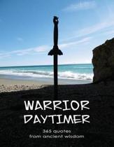 Warrior Daytimer