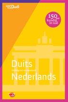 Van Dale middelgroot woordenboek - Van Dale middelgroot woordenboek Duits-Nederlands