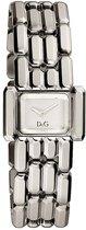 D&G Aristocratic - DW0470 - horloge - Zilverkleurig