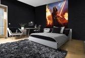 Fotobehang Papier Star Wars, Disney   Bruin   184x254cm
