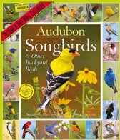Audubon Songbirds and Other Backyard Birds Picture-A-Day Kalender 2019