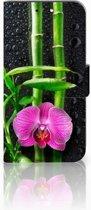 Huawei Nova 2 Boekhoesje Design Orchidee