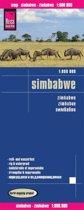 Reise Know-How Landkarte Simbabwe 1 : 800.000
