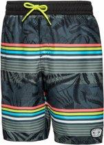 YARON JR Boys Beachshort - Grey Green - Maat 140