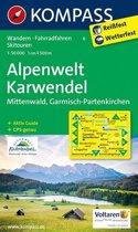 Kompass WK6 Alpenwelt Karwendel
