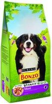 Bonzo VitaFit Maxi - Rund - Hondenvoer - 15 kg