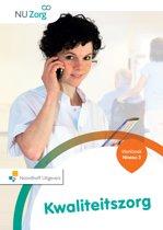 Nu Zorg - Kwaliteitszorg Niveau 3 Werkboek