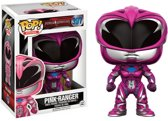 Pop! Movies: Power Rangers - Pink Ranger Funko Figure 9 cm