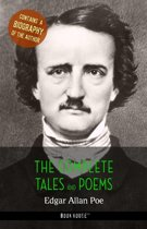 Edgar Allan Poe: The Complete Tales and Poems + A Biography of the Author