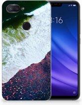 Xiaomi Mi 8 Lite TPU Hoesje Design Sea in Space