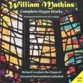 Mathias: Complete Organ  Works