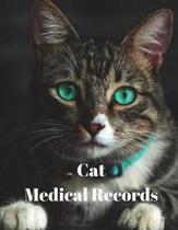 Cat Medical Records