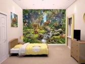 Walltastic Kinderbehang Dieren van het Woud - 305 x 244 cm