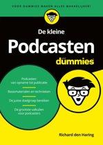 Kleine podcasten voor dummies