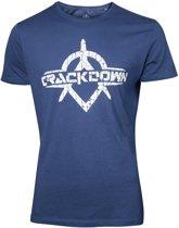 Crackdown - Logo Men's T-shirt - XL