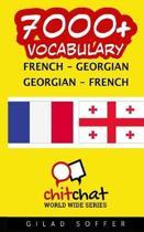 7000+ French - Georgian Georgian - French Vocabulary