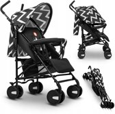 Lionelo Elia Oslo - limited edition buggy compleet met accessoires en reflecterende stof