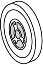 General Motors Damper: Torsional 350 & CA (MP0007-004)