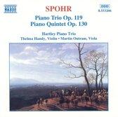 Spohr: Piano Trio, Piano Quintet / Hartley Piano Trio