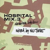 Hospital Mix.3 Drum and Bass Selection [mixed By Nu:tone]