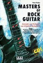 Masters of Rock Guitar. Incl. CD