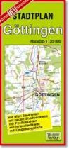 Stadtplan Göttingen 1 : 20 000