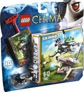 LEGO Chima Stinkdieraanval - 70107