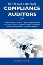 How to Land a Top-Paying Compliance Auditors Job