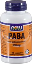 VitOrtho Now PABA 500 mg Capsules 100 st