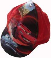 Rode pet/cap van Disney Cars2 maat 80-98