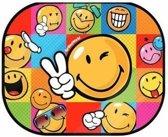Kleur je eigen Zonnescherm, 2st - Smiley
