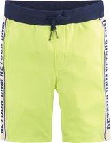 Retour Jeans Jongens Short - Neon Yellow - Maat 116