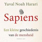 Boek cover Sapiens van Yuval Noah Harari (Onbekend)