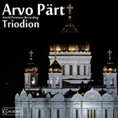Arvo Part: Triodion