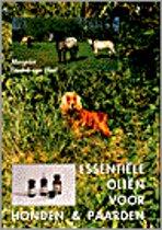 (zie9789060306338) essentiele olien voor honden en paarden