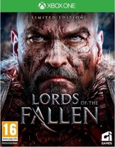 City Interactive Lords of the Fallen Limited Edition, Xbox One Basis Xbox One Engels video-game