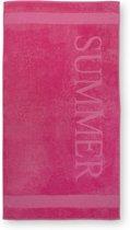 Strandlaken Summer - 90x180 - Roze
