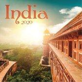 Kalender 2020 India (30.5 x 30.5)