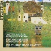 Music For Piano Quartet