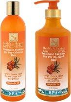 Sea Buckthorn Shampoo | Parabenfree |400 ml