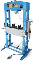 HBM 50 Ton Hydraulische en Pneumatische Raamwerkpers / Werkplaatspers