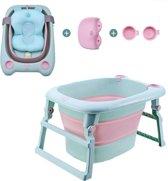 Rudolphy Splash | opvouwbaar babybadje | 2 maten baby en kinderbadje | inklapbaar badje