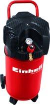 Einhell Compressor 1100 W – 30 L – Olie vrij